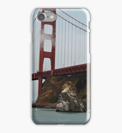 San Francisco Golden Gate iPhone Case/Skin