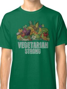 Vegetarian Strong Classic T-Shirt