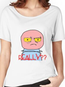 Really Meme Women's Relaxed Fit T-Shirt
