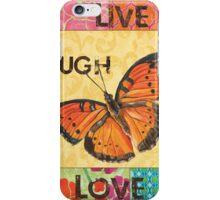Gypsy Butterfly iPhone Case/Skin