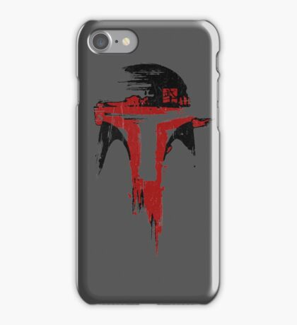 Hunter- Minimalist iPhone Case/Skin