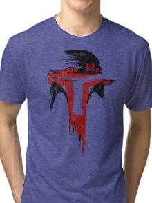 Hunter- Minimalist Tri-blend T-Shirt
