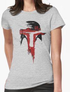 Hunter- Minimalist Womens Fitted T-Shirt