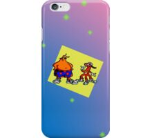 Toejam & Earl iPhone Case/Skin
