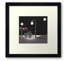 The Marriage Framed Print