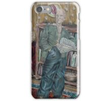 The Old Man Who Collects Shells iPhone Case/Skin