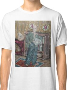 The Old Man Who Collects Shells Classic T-Shirt