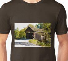 Covered Bridge Unisex T-Shirt
