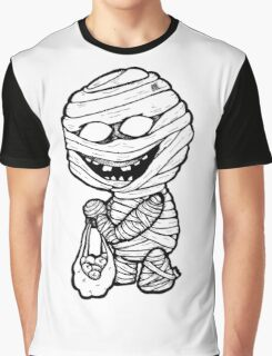 Apple Mummy Graphic T-Shirt