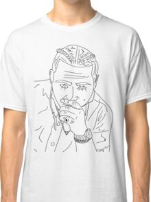 Post Malone cartoon/sketch merch Classic T-Shirt