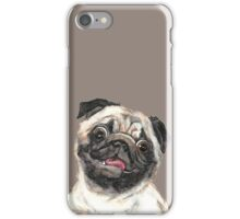 Puggy Person iPhone Case/Skin