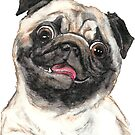 Puggy Person by Jellyscuds