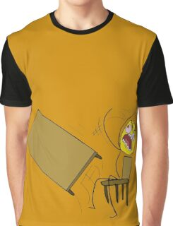 Flips Table Graphic T-Shirt