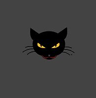 Evil Kitty by . VectorInk