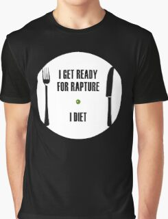 rapture-ready Graphic T-Shirt
