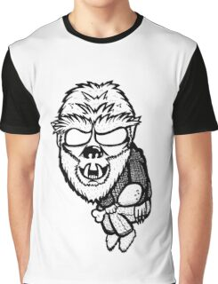 Wolf Guy Graphic T-Shirt