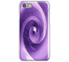Portable Purple iPhone Case/Skin