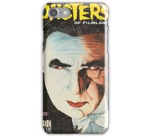 Famous MONSTERS of Filmland iPhone Case/Skin