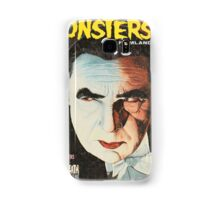 Famous MONSTERS of Filmland Samsung Galaxy Case/Skin