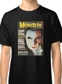 Famous MONSTERS of Filmland Classic T-Shirt