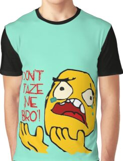 Don't Taze Me Bro'  aka Don't Taser Me Brother Graphic T-Shirt