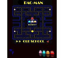 PAC-MAN Photographic Print