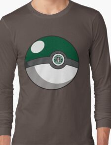 Starbucks Pokéball Long Sleeve T-Shirt