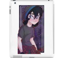 Space Keith iPad Case/Skin