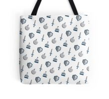 RPG Inventory Items (Pattern) Tote Bag