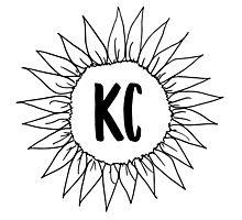 KC Sunflower Photographic Print