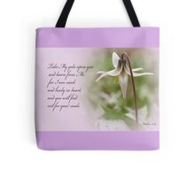 Rest ~ Matthew 11:29 Tote Bag