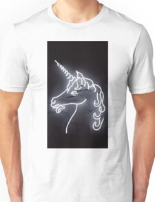 Neon Unicorn Unisex T-Shirt