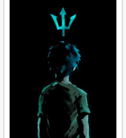 Son of Poseidon Sticker