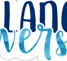Villanova - Style 1 Sticker