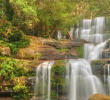 Liffey Falls - the greener view Sticker