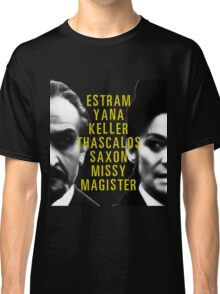I Am The Master and You Will Obey Me Classic T-Shirt