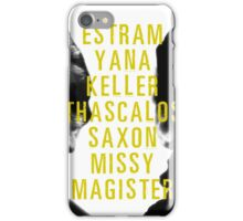 I Am The Master and You Will Obey Me iPhone Case/Skin