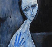 turning blue by glennbrady
