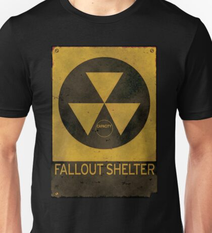 Fallout Shelter - Old & Busted! Unisex T-Shirt