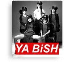 YA BiSH Parody Canvas Print