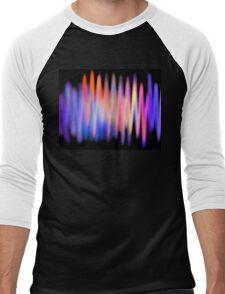 Seismic Waves Men's Baseball ¾ T-Shirt