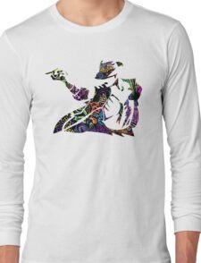 Michael Jackson -  Psychedelic Long Sleeve T-Shirt