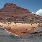 Painted Desert Serenity by phil decocco
