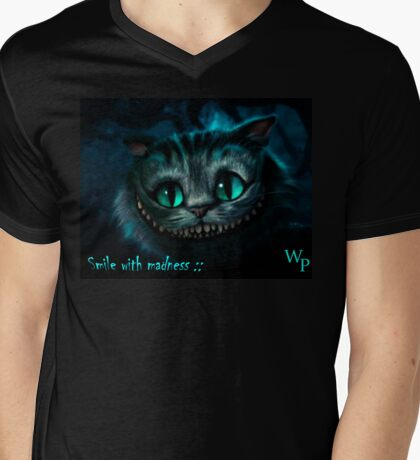 Sonrisa Mens V-Neck T-Shirt