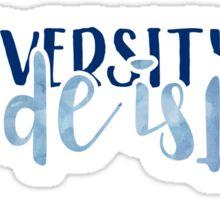 University of Rhode Island - Style 1 Sticker
