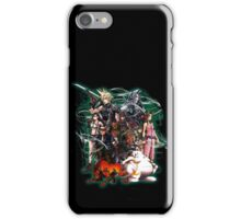 Final Fantasy VII - Collage iPhone Case/Skin