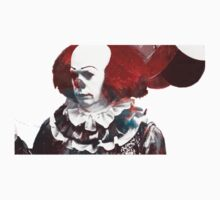 Stephen King's 'It' | Pennywise the Dancing Clown | Tim Curry | Galaxy Horror Icons Kids Tee