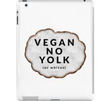Funny Vegan iPad Case/Skin