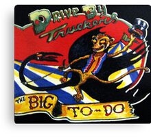 DRIVE BY TRUCKERS ALBUMS 1 Canvas Print