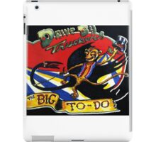 DRIVE BY TRUCKERS ALBUMS 1 iPad Case/Skin